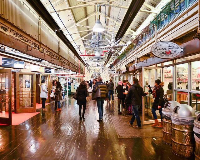 Chelsea Market de Nueva York