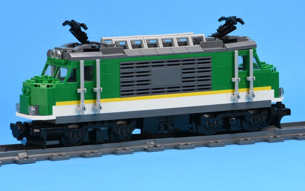 LEGO City 60198 Cargo Train review | Brickset: LEGO set