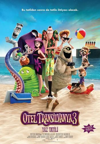 Otel Transilvanya 3: Yaz Tatili - Hotel Transylvania 3: Summer Vacation