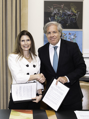 OAS and PADF to Support Social Inclusion Policies in Destination Countries of Venezuelan Migrants
