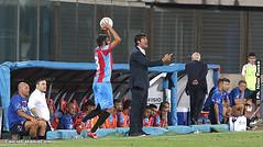 Catania, ripresa degli allenamenti a Torre del Grifo