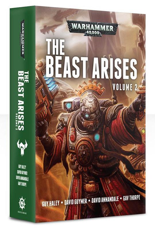 «Возвышение Зверя. Том II» (The Beast Arises Volume 2)