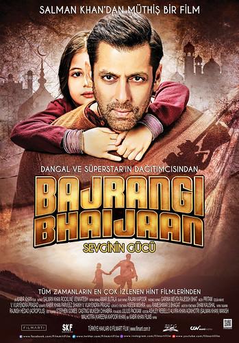 Bajrangi Bhaijaan: Sevginin Gücü - Bajrangi Bhaijaan