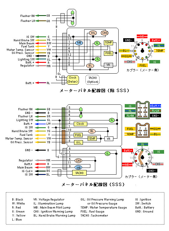 datsun 510 1600 sss wiring diagram the 510 realm 1970 Datsun 1600 Roadster i believe this is what you are looking for