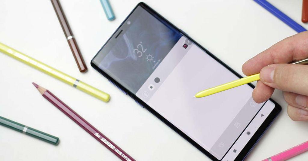 Análisis a fondo del Samsung Galaxy Note 9 : ¿es el mejor smartphone?