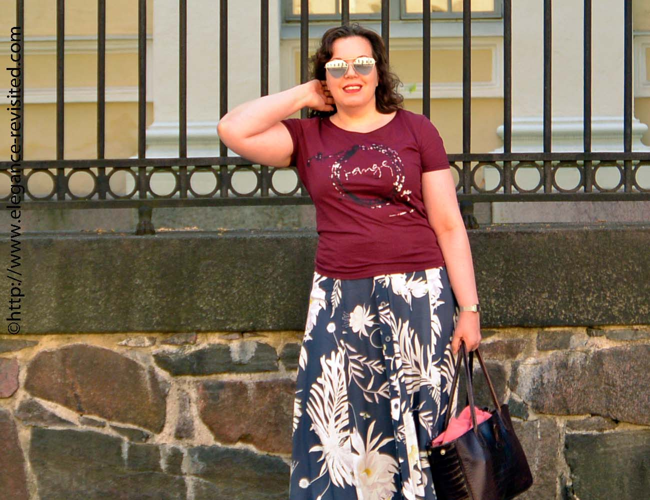casual work wear over 50