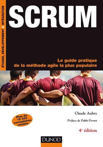 Scrum 4ème édition, par Claude Aubry