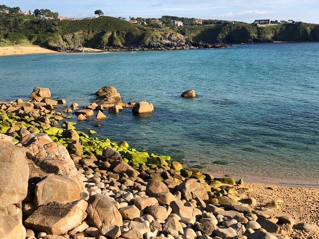 Playa de Rías Baixas (Galicia)