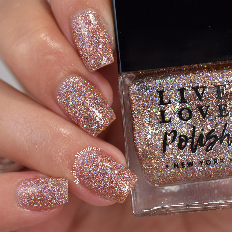 Live Love Polish Snatched swatch