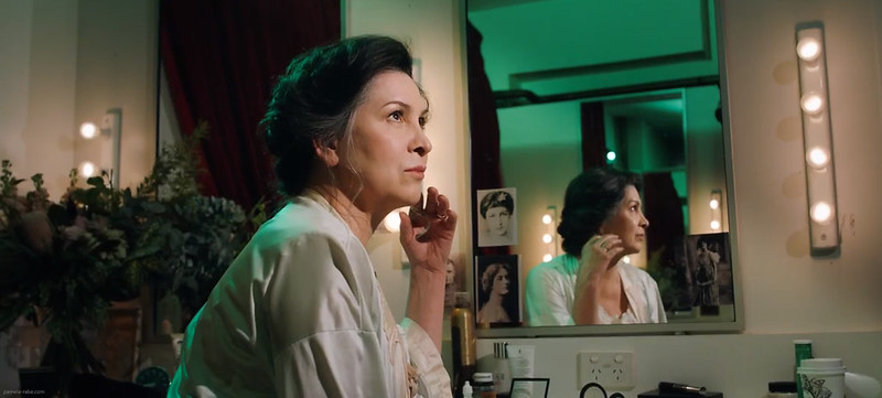 Pamela Rabe in The Dance of Death