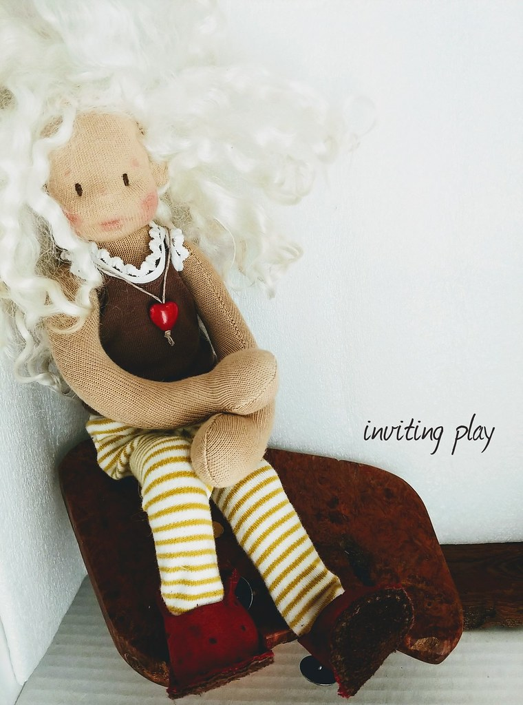"Ivy an 11"" Inviting Play"