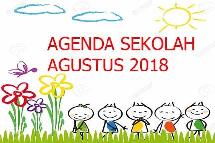 AGENDA BULAN AGUSTUS 2018