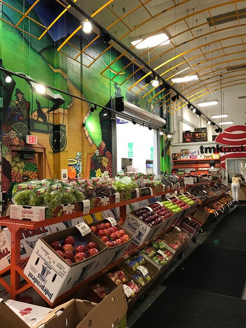 T.M. Kovacevich Terminal Market Store Display