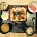Unatama Jyu Zen (Roasted Eel & Omelette on Rice Set) at Rakuzen Japanese Restaurant at 3 Damansara, Petaling Jaya