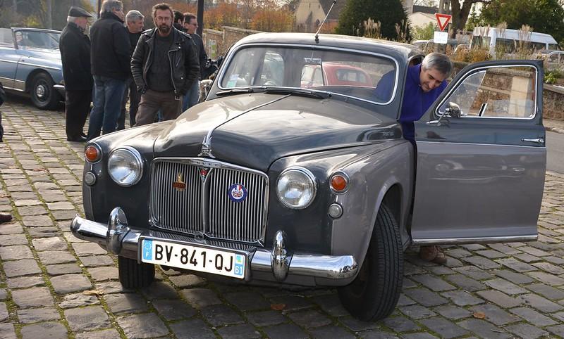 Rover P100 de Didier -  30159846708_09fe006d9c_c