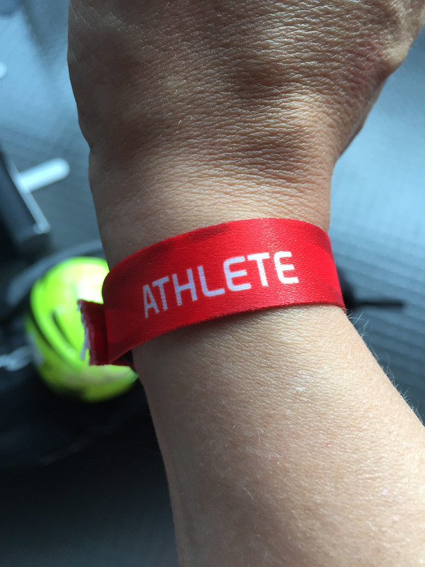 Athlete-ranneke