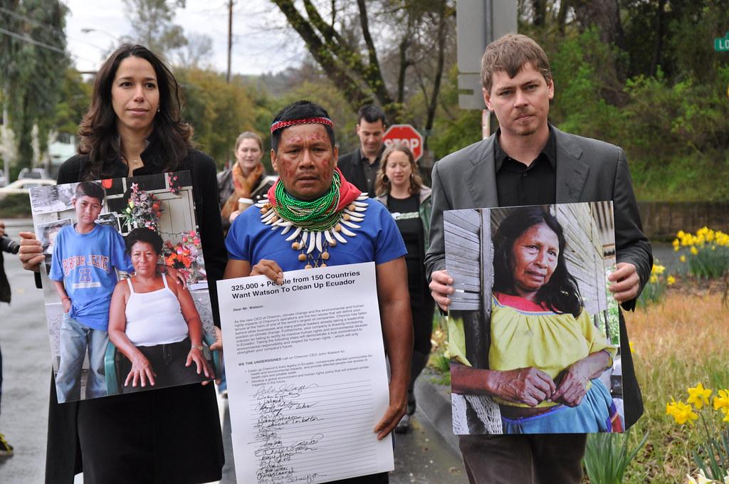 Jonathan McIntosh / Rainforest Action Network