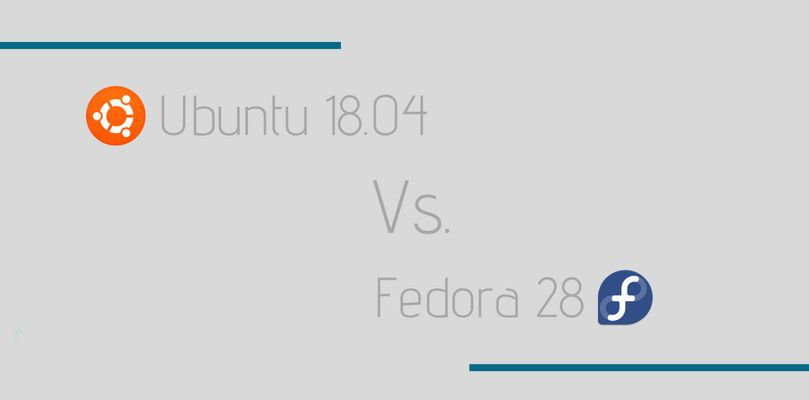 ubuntu-18-04-vs-fedora-28
