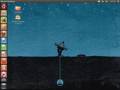 Edubuntu-Desktop