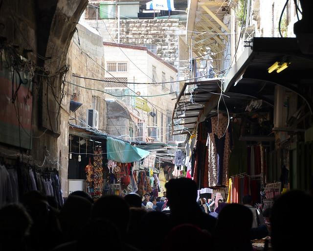 David Street, en Jerusalén