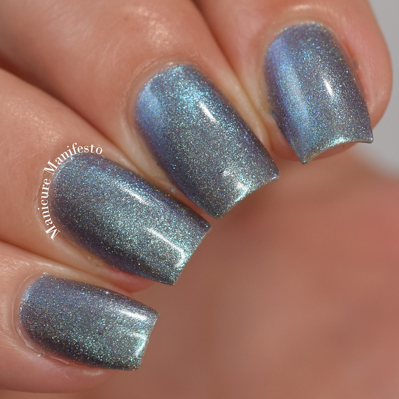 Paint It Pretty Polish Flake Off review