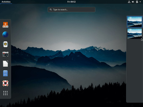 PureOS-Gnome-Desktop