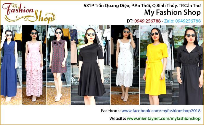 Shop thời trang, mỹ phẩm, đồng hồ, túi xách, phụ kiện, giày thời trang Cần Thơ - MY FASHION SHOP 0949 256788 - 0907 467 293