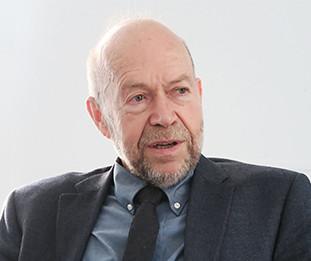 James Hansen。唐獎教育基金會提供