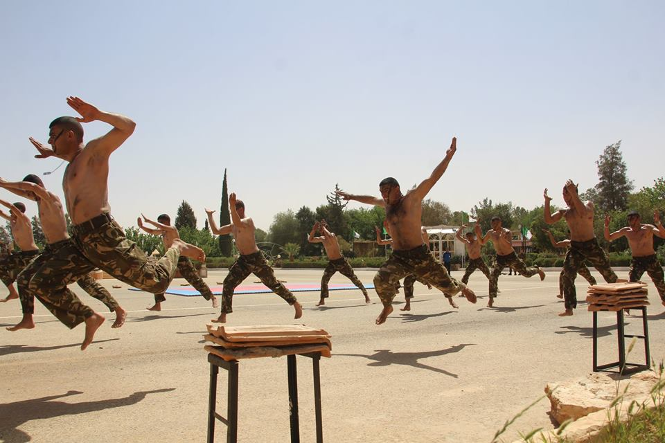 موسوعة الصور الرائعة للقوات الخاصة الجزائرية - صفحة 64 41930721405_23a8912929_o