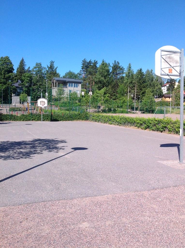 Kuva toimipisteestä: Espoon Koulumestarin koulu / Koripallokenttä