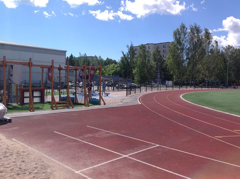 Kuva toimipisteestä: Matinkylän urheilupuisto / Lähiliikuntapaikka