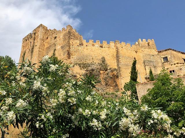 Castillo de Yeste (Sierra del Segura y Alcaraz, Albacete)
