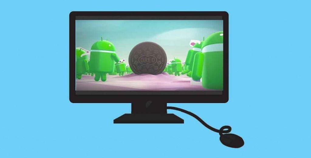Ya puedes instalar Android 8.1 Oreo en tu PC