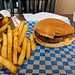 Bytes Burgers 'n' Fries - the burger