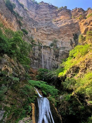 Nacimiento del río Mundo (Sierra del Segura y Alcaraz, Albacete)