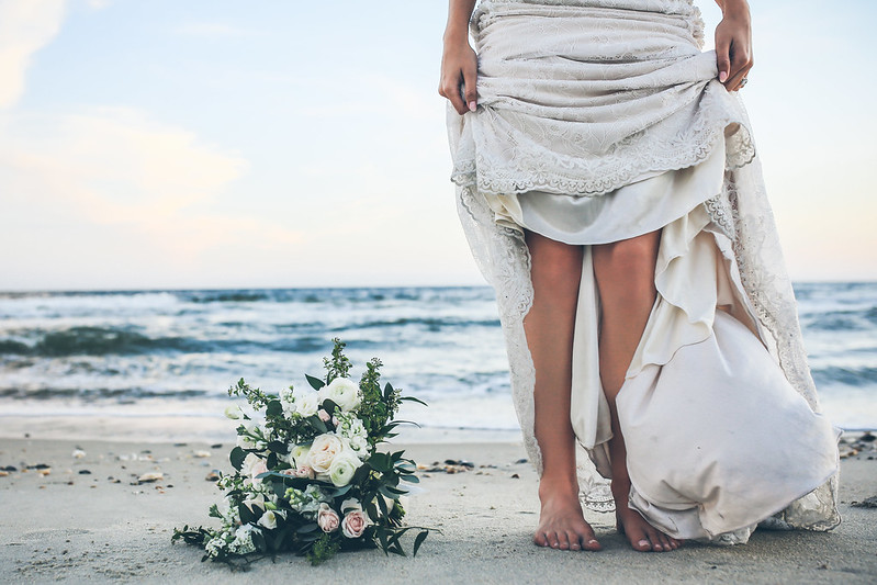 Bald Head Island Wedding l Bryce Lafoon Photography