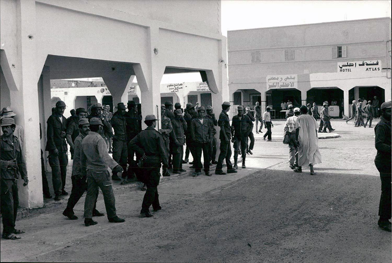 Le conflit armé du sahara marocain - Page 10 43393056601_b8e38e792d_o