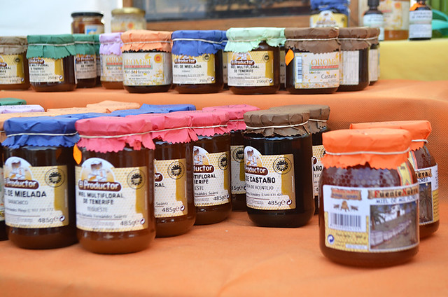 Chestnut honey, Acentejo, Tenerife