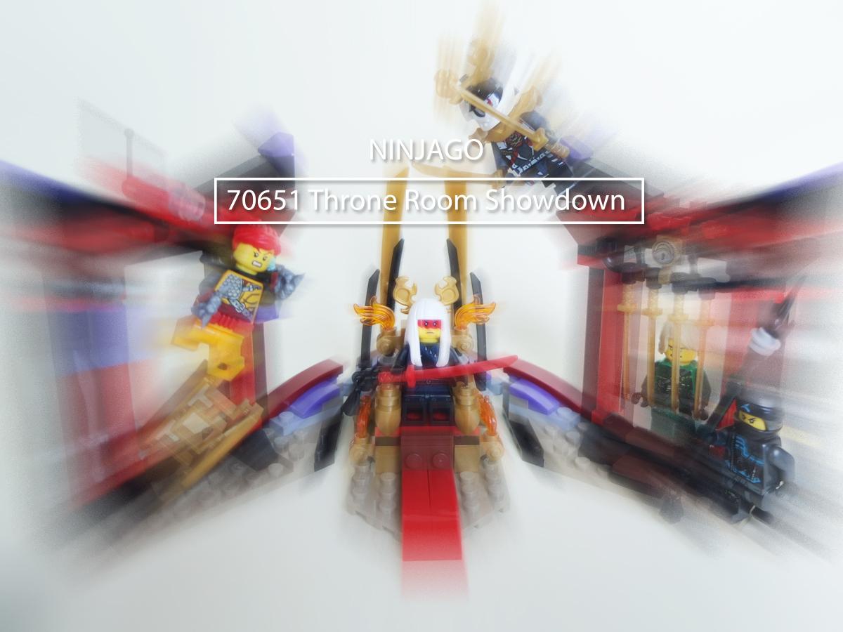 70651 皇宮會客室對決 Throne Room Showdown
