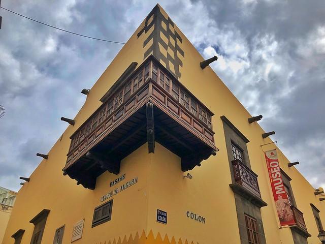 Pasaje de Algaba en Las Palmas de Gran Canaria