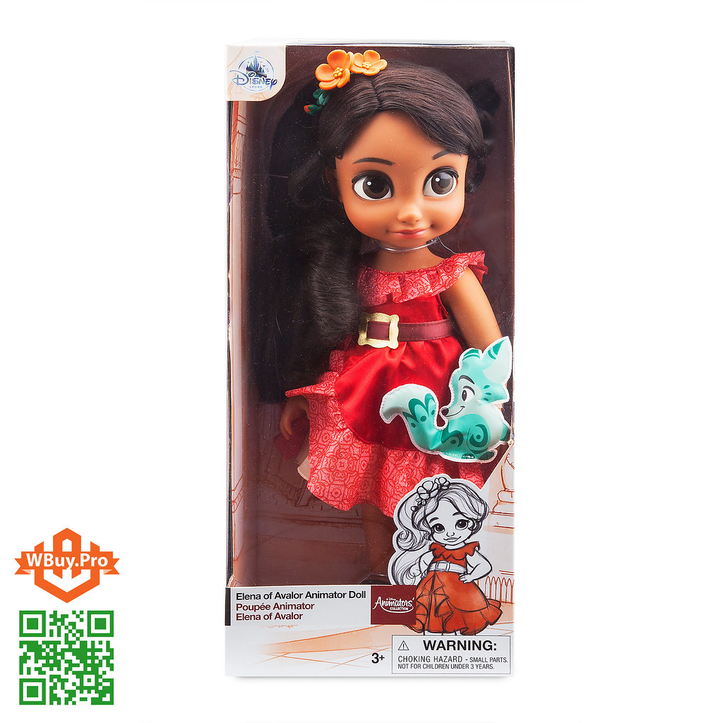 Búp bê Disney Elena of Avalor Animator
