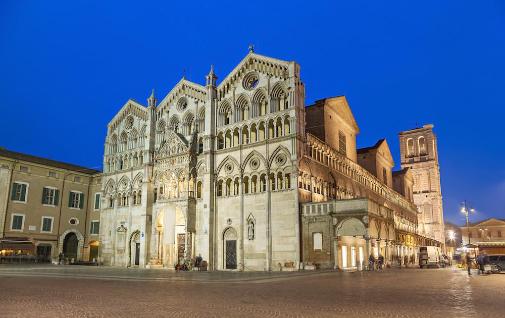 На Андрея Боголюбского работали итальянские строители. XII век