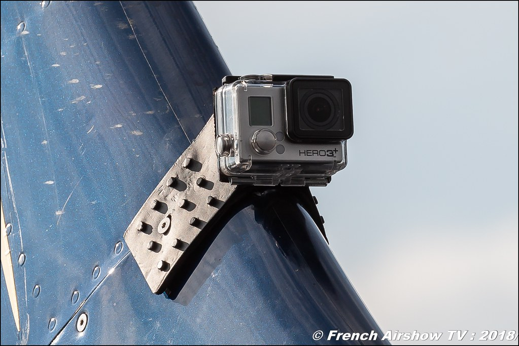 Avion de chasse Gopro 3 + , AéroLac Annecy 2018 , Canon EOS , Sigma France , contemporary lens , Meeting Aerien 2018