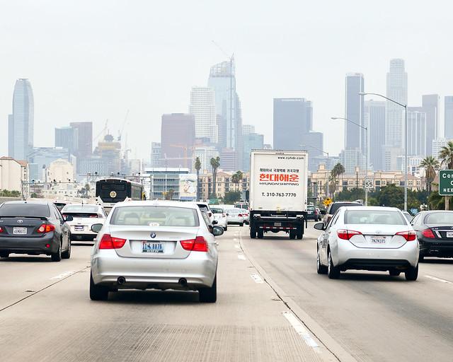 Carreteras de Los Angeles