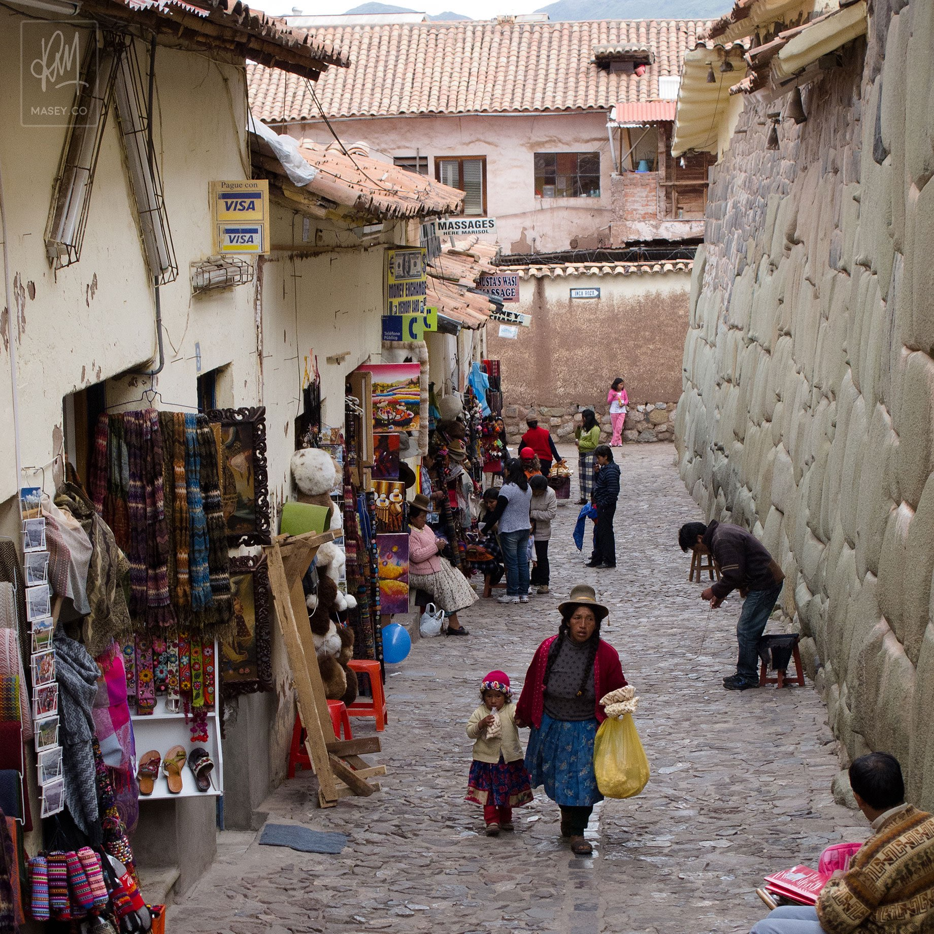 G Adventures South America: Day 8 - Cusco