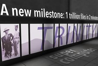 trinity supercomputer