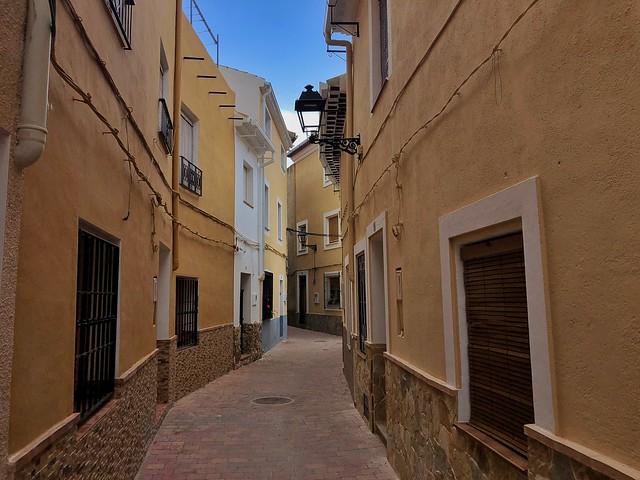 Calle de Liétor (Albacete)