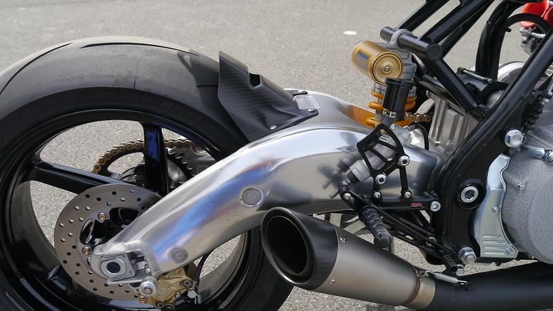 Honda 1000 CB X Café Racer 28158718897_b4dbe9de13_c