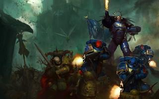 «Тёмный Империум: Чумная война» (Dark Imperium: Plague War), обои для рабочего стола, 1920x1200