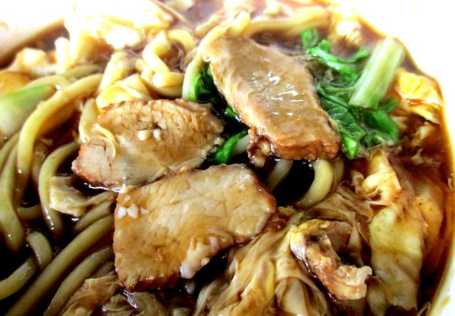 Happy Hours lor mee, stewed pork